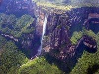 Водопад Ангела в Венесуэле