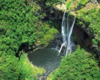 Водопады острова Мадагаскар