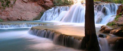 Самые широкие водопады мира